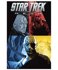 Star Trek: Nero - Graphic Novel Paperback - Titan Books - BRAND NEW