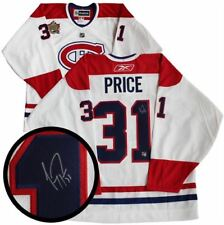 CAREY PRICE Autographed Jersey Heritage Classic Montreal Canadiens  Frameworth e9ad1138e