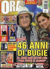Ora 2016 32#Romina Power & Al Bano Carrisi,Alessio Boni,Michele Placido,jjj