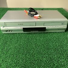 Toshiba SD-KV550SU DVD VCR Combo Progressive Scan  Tested Works VHS