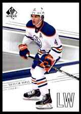 2014-15 SP Authentic Taylor Hall #42