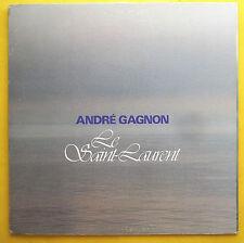 Andre Gagnon LE SAINT-LAURENT Canada LP London SP-44301 1977 Divine Denise