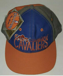 NWT VINTAGE 1980s Cleveland Cavaliers Official NBA Basketball Hat LTD EDITION