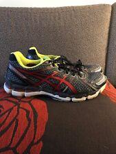 Mint Asics Mens Size 12 Gel Kayano 19 Running Shoes Black T300N G