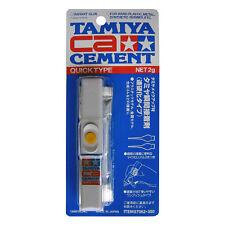 Tamiya 87062 CA Cement - Quick Type Net 2g Rare from Japan