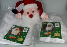 Nikolaus Weihnachtsmann Perrücke + Bart + Mütze - Neuware aus Gesch. Aufl. /S180