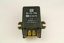 Genuine Vauxhall Headlamp Warning Relay - Part Number 90414786