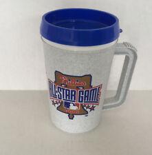 1996 Philadelphia phillies all star game mug cup with lid veterans stadium