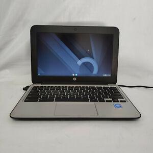 Portátil HP Chromebook 11 G4 Celeron 2,16 GHz 16GB 11,6'' Especial escolar