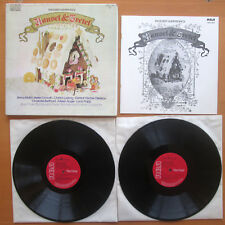 Humperdinck Hansel & Gretel Moffo Donath Ludwig Dieskau 2xLP RCA ARL2-0637 NM/VG