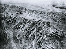 "Eduard Spelterini aerial photo, Desert Southeast of Cairo"" , 1904"