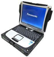 "Panasonic ToughBook CF-19RHRAG2M 10.4"" Laptop Intel Core i5 U540 1.20GHz 6GB"