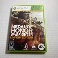 Medal of Honor: Warfighter Limited Edition - Xbox 360 Game Video Game Free Ship
