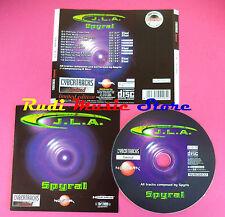 CD  J.L.A. – Spyral Compilation CYBERTECH artisti vari raro no mc dvd vhs(C64)