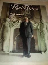 Radiotimes Weekly August Film & TV Magazines