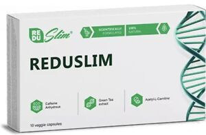 REDUSLIM 100% NATURAL FAT BURNING WEIGHT LOSS SUPPLEMENT