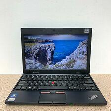 """Lenovo ThinkPad X120e AMD E-350 1.6GHz 4GB RAM 250GB HDD WebCam WIN 10 PRO 11.6"""""""