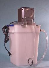 VariAxe Tube/Belt Tramp Oil Skimmer - Pail Top/Pail Bracket - mounts on any pail