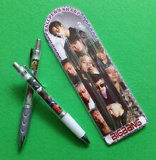 Big Bang Bigbang Photo Ballpoint Pen + Mechanical Pencil Set KPOP