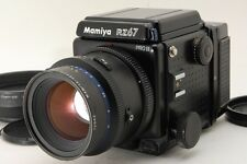 Mamiya RZ67 Pro II Camera Body SEKOR Z 150mm F3.5 W Lens 120 Back Kit from Japan
