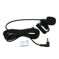 Clip On 2.5mm Bluetooth External Microphone For Car Stereos Radio Receiver