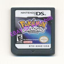 Nintendo Pokemon Diamond Version Game Card for 3DS NDSI DSI DS