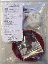 Valentine Cupcakes Accessory Pack - Victoria Sampler New
