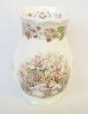 Brambly Hedge Estate VASO 5 in (ca. 12.70 cm) - 1st Qualità