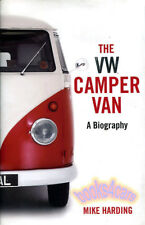 VW CAMPER VAN BIOGRAPHY BOOK VOLKSWAGEN HARDING MIKE A THE WESTFALIA
