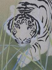 """African Watercolour Painting """"Stalking Tiger""""… by Jacaimes painted 1979..."""