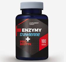 HEPATICA Digestive Enzymes Verdauungsenzyme + Probiotisch 180 vegane Kapseln