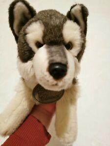 RUSS Yomiko Classics Timber Wolf Husky Plushy Stuffed Animal