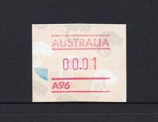 Australia Stamp 1988 - FRAMA POSSUM Paper with Blue AUDIT MARK - MNH