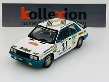 AUTOMANY RENAULT 11 Turbo Budget n°31  Rallye Montecarlo 1985 A. Oreille 1.43