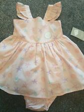 Baby girl dresses 3-6 months new