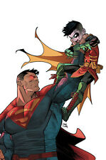 ADVENTURES OF THE SUPER SONS #6 (OF 12) (REBIRTH) - 1/9/19
