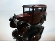SCHUCO BMW DIXI - SMALL CAR - RED + BLACK 1:43 - VERY GOOD CONDITION - 2