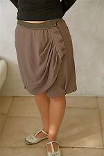 bonito falda falda corta HIGH USE talla 38 nuevo ETIQUETA TOP LUXE