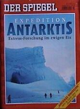 SPIEGEL 4/2003 Die Erforschung der Antarktis