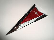 <SUPER NEW & HUGE~> PONTIAC 4 Inch CHROME Emblem G5 G6 G8 Solstice Vibe 15880158