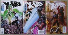 UNCANNY X-MEN #478-480 LOT (3) COMIC RUN Marvel Comics NM HIGH GRADE