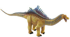 GEOWORLD AGUSTINIA JURASSIC HUNTERS COLLECTION MODEL DINOSAUR FIGURE & FACT CARD
