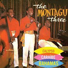 CD The Montagu Three - Calypso Caraïbe