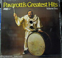 Luciano Pavarotti: Pavarotti's Greatest Hits Volume Two - Vinyl