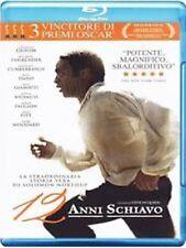 Blu Ray 12 ANNI SCHIAVO - (2013) ** Contenuti Speciali ** ......NUOVO