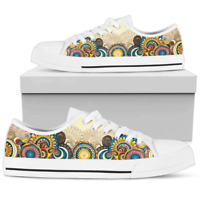 Simple Stylish - Women's Low Top Shoes
