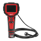12V 360° Inspection Camera 9 ft Sensor Cable LithiumIon Cordless M Spector