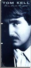 Tom Kell - One Sad Night - New 1991 WB Long Box Country CD!