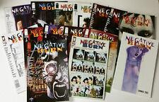 Negative Burn Lot of 15 Different Comics Image/Desperado