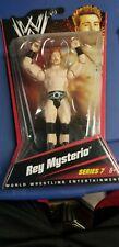 wwe mattel series 7 Sheamus error Rey mysterio box